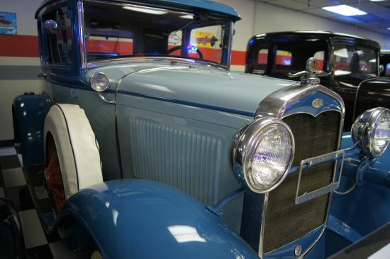 1928 Chevrolet 4 door Woo wagon Billede af Martin