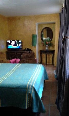 Casa Mexicana: Habitación que describo.