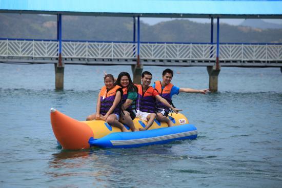 Bar Picture Of Coron Underwater Garden Resort Coron Tripadvisor