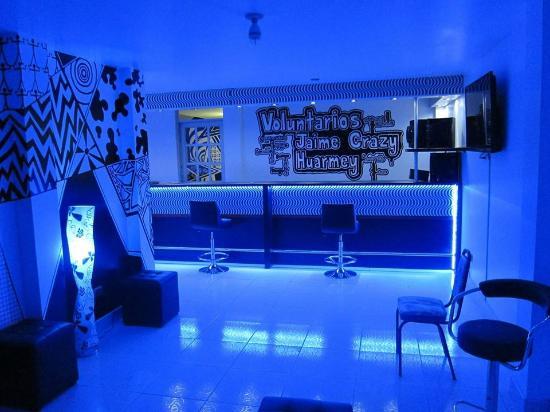 Jaime Crazy Hostel : Bar jaime crazy