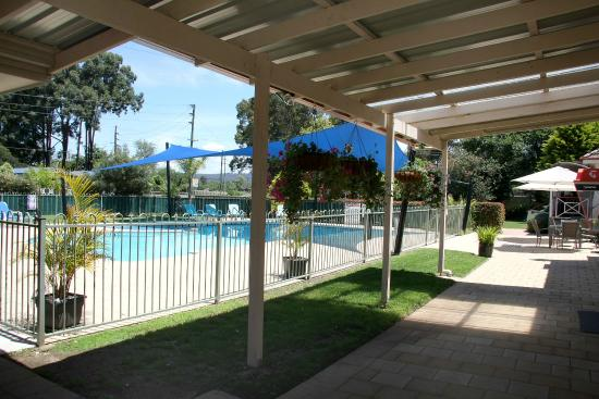 Active Holidays BIG4 Nepean River : Swimming Pool