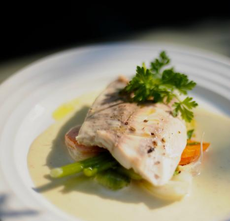 Delectable presentation and food quality