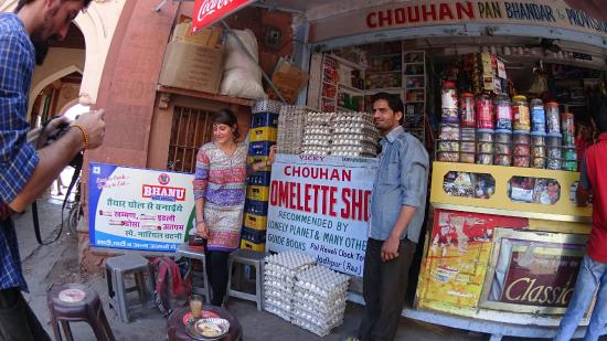 Chouhan Omelette Shop