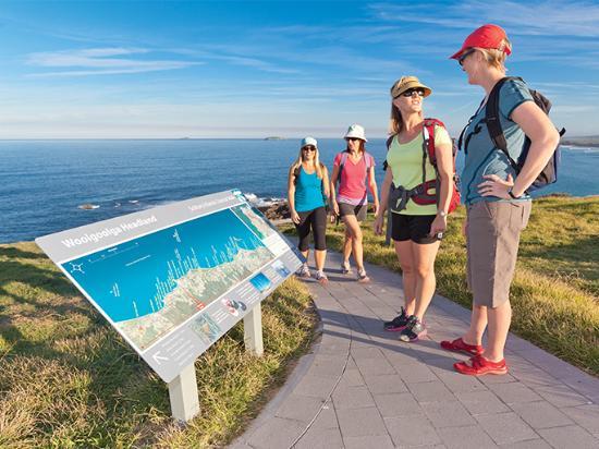 Woolgoolga Solitary Islands Coastal Walk