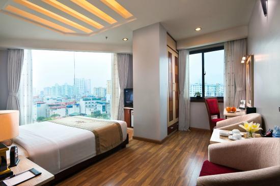 Luxeden Hotel : Gest room