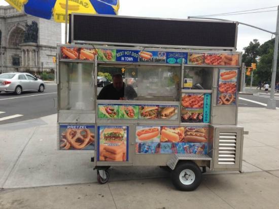 Hot Dog New York Tripadvisor