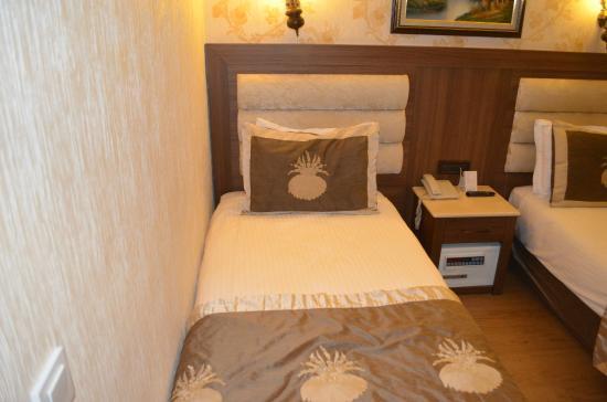 Grand Hilarium Hotel: 室内です