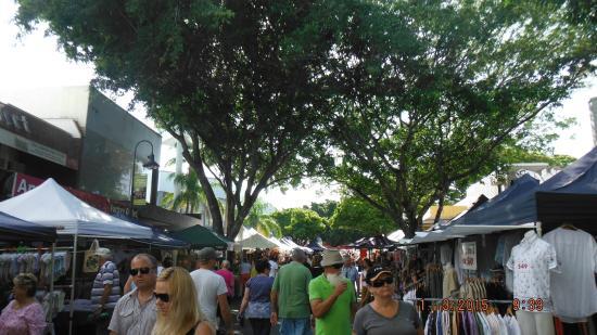 The Caloundra Street Fair : Caloundra Street Fair