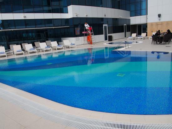Pool Picture Of Novotel Dubai Al Barsha Dubai Tripadvisor