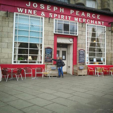 Joseph Pearce's Bar