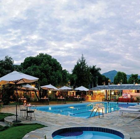 The Cool Rooms At Hotel Barahi Picture Of Hotel Barahi Pokhara Tripadvisor