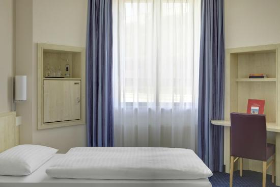 InterCityHotel Ulm: Standard Einzelzimmer