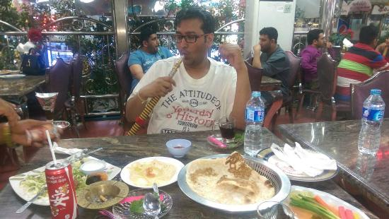 Nasser Elmassry Restaurant: Shisha