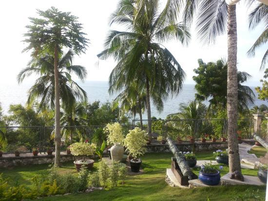 Terra Manna Beach Resort & Camping : The beautiful view