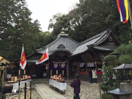 Anyo Temple / Tachikikannon