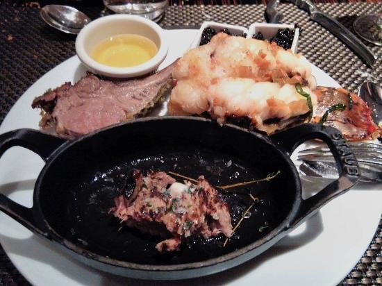 Sterling Brunch: Filet Mignon, Lobster, Rack of Lamb