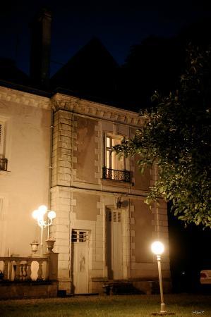 La Marbellière by night