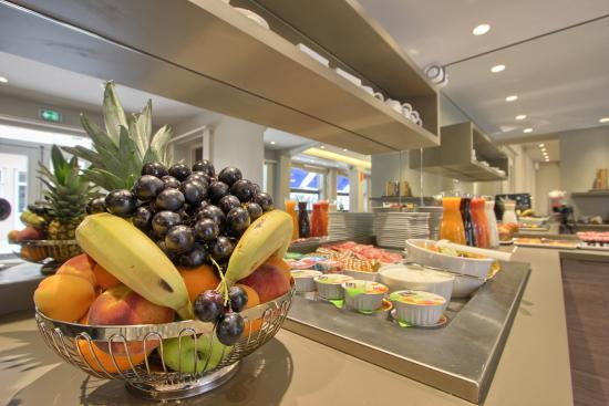 Timhotel Opera Blanche Fontaine - Buffet