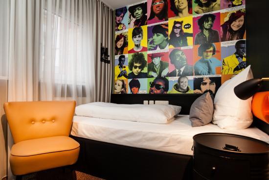 BEST WESTERN Hotel Nürnberg am Hauptbahnhof: Unsere Wohlfühlabteile / Komfort Einzelzimmer