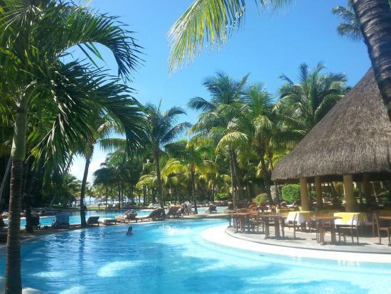 Canonnier Beachcomber Golf Resort & Spa: piscine