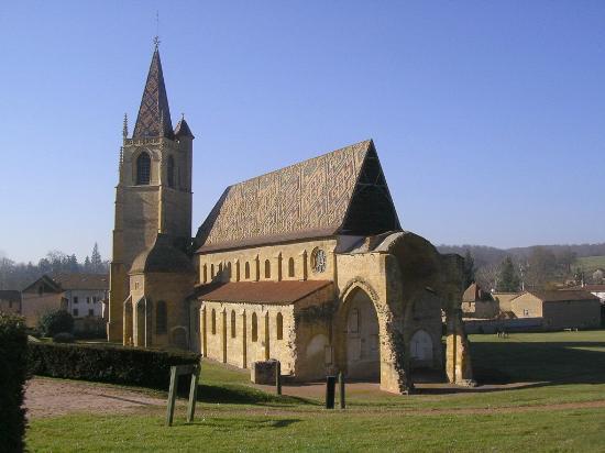 Eglise Abbatiale de La Benisson-Dieu