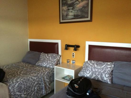 Hotel Villa del Lago : quadripul room