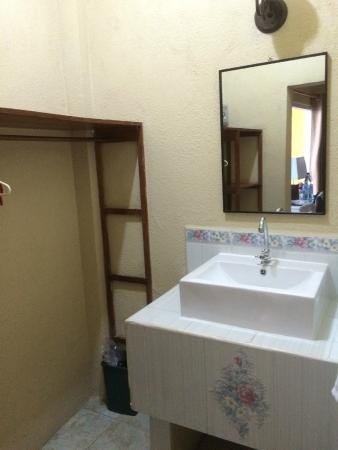 Hotel Villa del Lago : bathroom