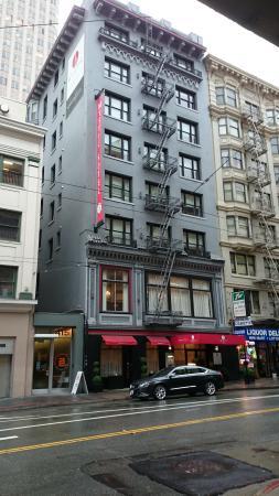 Mystic Hotel By Charlie Palmer San Francisco Ca