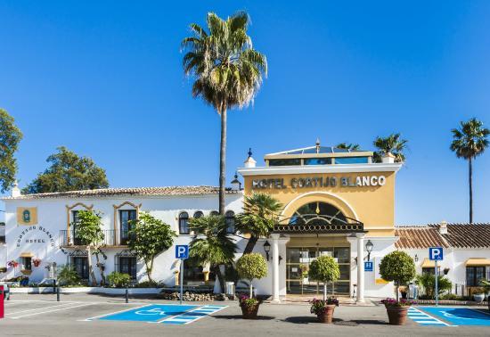 Globales Cortijo Blanco Hotel: Entrada
