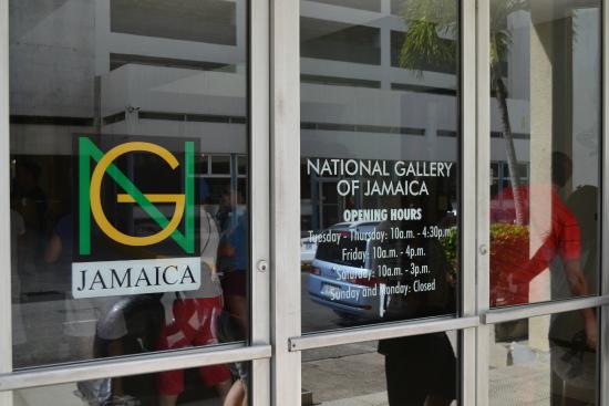 ‪Jamaica National Gallery‬