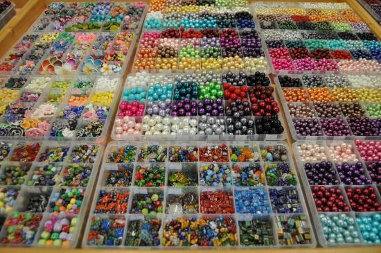 Czech glass picture of bead shop korallo prague for Design hotel jewel prague tripadvisor