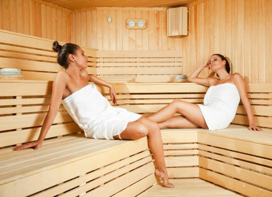 Katwoude, The Netherlands: Sauna