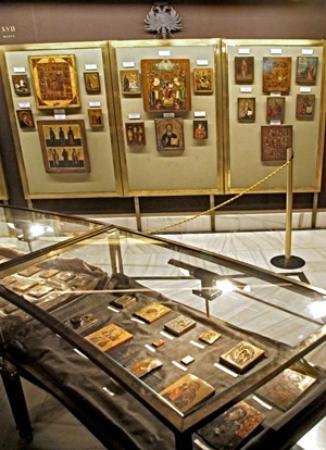 Resultado de imagen de Museo de los iconos Torrejón imágenes