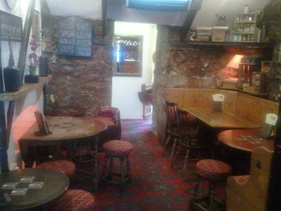 The Coach and Horses: a great place.