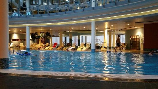 centrovital Hotel Berlin: spa and pool