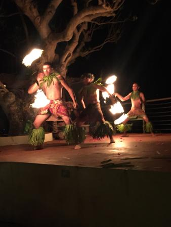 Hilton Guam Resort & Spa: BBQディナー
