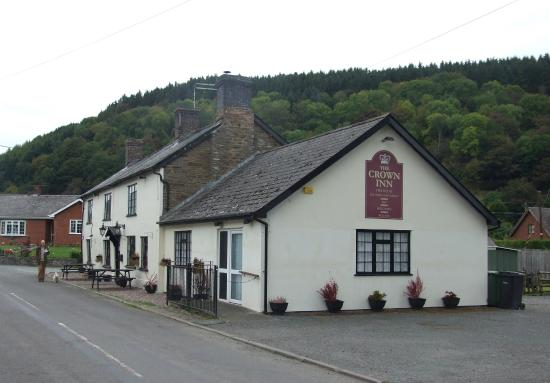 Newcastle-on-Clun, UK: Crowne Inn