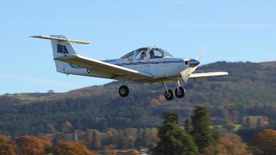 Welshpool Flying School - Day Classes
