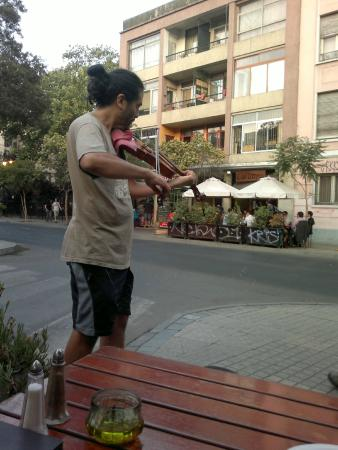 """Συνοικία """"Barrio Lastarria"""""""