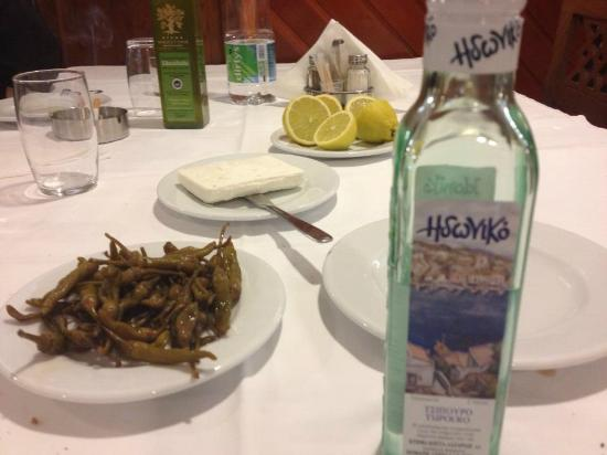 Saga Fish Restaurant: saga