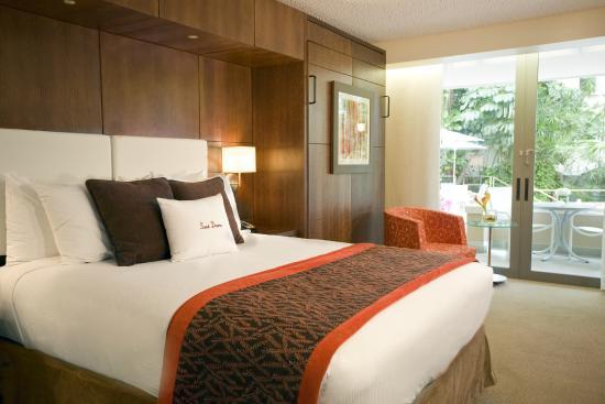 Doubletree by Hilton San Juan: Double-Murphy Bedroom