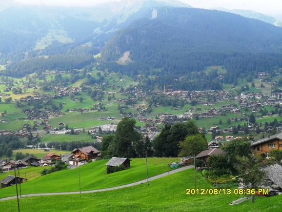 ‪‪Grindelwald‬, سويسرا: view of Grindelwald‬