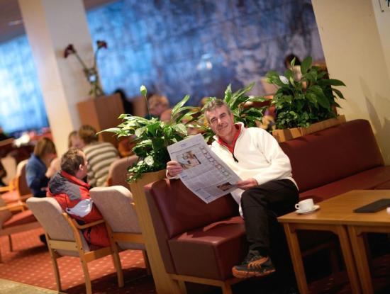 AHORN Hotel Am Fichtelberg: Lobby
