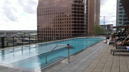 Pool Picture Of Jw Marriott Austin Austin Tripadvisor