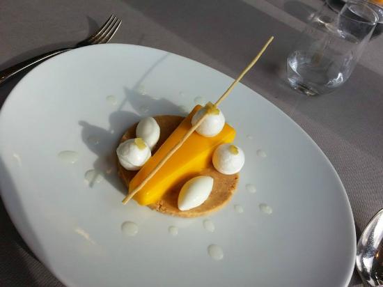 Restaurant Le Corot : Tarte au citron