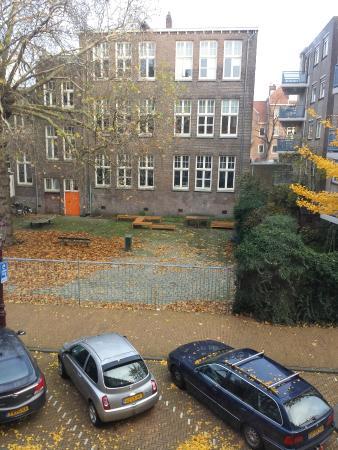 Stayokay Hostel Amsterdam Zeeburg: View from room