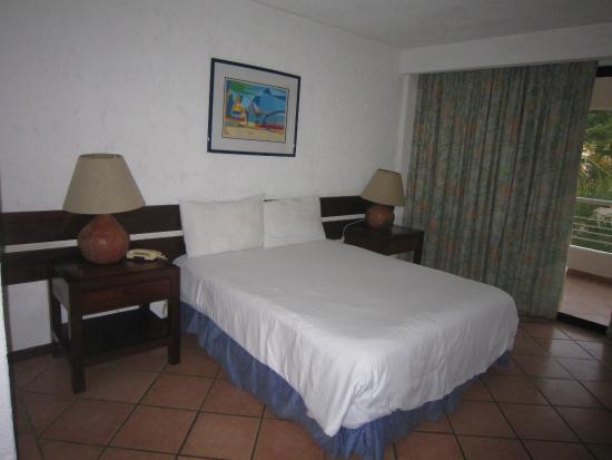 California Hotel: Habitación