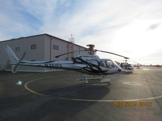 O Helicptero Que Voamos  Picture Of 5 Star Grand Canyon Helicopter Tours B