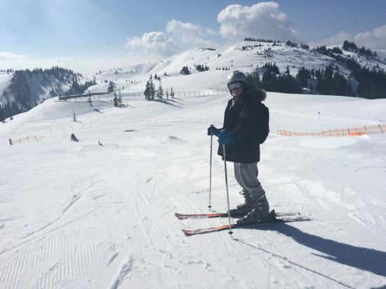 Мульбах-ам-Хохкониг, Австрия: Sebastian at Königstour
