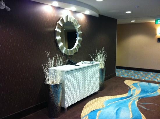 Hampton Inn by Hilton Winnipeg Airport/Polo Park: Main floor